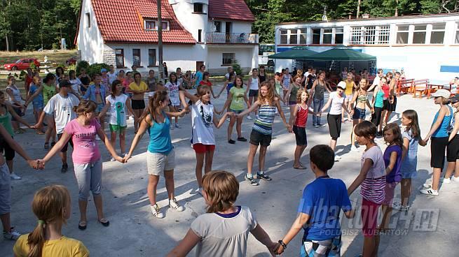 Stowarzyszenie DIALOG i KRUS zorganizowało kolonie dla dzieci